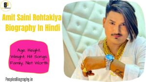 Read more about the article Amit Saini Rohtakiya wiki, Age, Height, Mobile Number, Family, Net worth, Biography