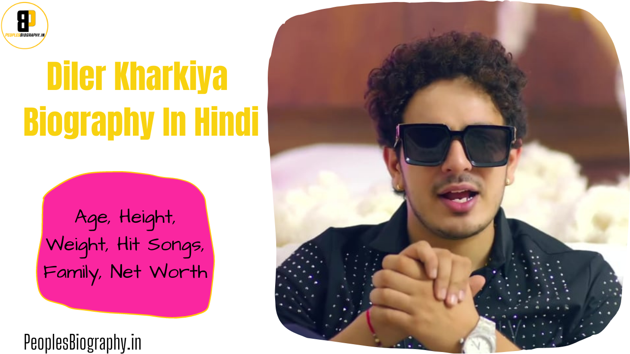 Read more about the article Diler Kharkiya Biography, Wikipedia, age, girlfriend, net worth, Family, songs, etc