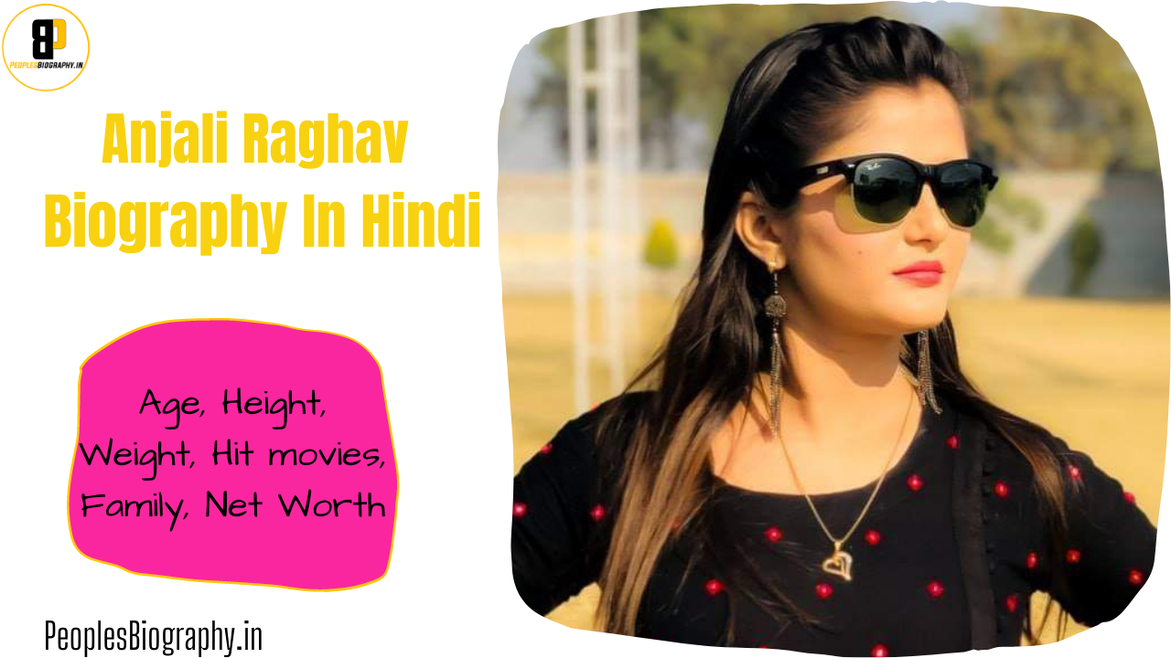 Read more about the article Anjali Raghav Biography in Hindi, age, date of birth, Marriage, net worth, Contact number, etc